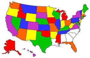 Kiddo 1 states